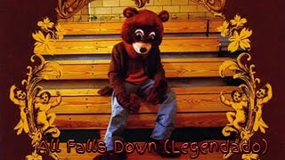 Kanye West   All Falls Down Ft. Syleena Johnson (Legendado)