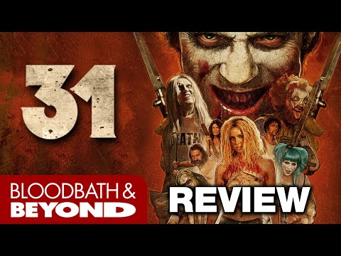 Rob Zombie's 31 (2016) – Movie Review