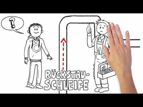 Erklaervideo Rückstausicherung mit Hebeanlagen