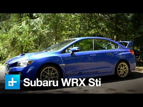 Review - 2015 Subaru WRX STI