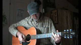 Blues Guitar -  Death Letter - Son House (Cover)...