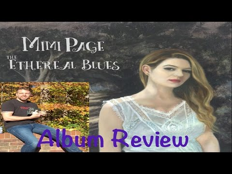Mimi Page – The Ethereal Blues – Album Review