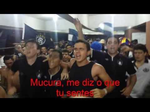 """""""Mucura, Me Diz O Que Tu Sentes - Remo 1 x 1 paysandu (21/02/2014)"""" Barra: Camisa 33 • Club: Remo"""