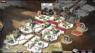 Panzer General Online - gameplay Losheimergraben 5/5 AXIS