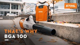 STIHL BGA 100