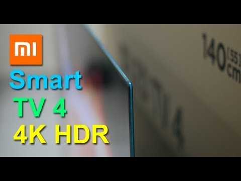 Xiaomi Mi LED Smart TV 4 review (Hindi) - bahut badhiya TV hai! Rs. 39,999