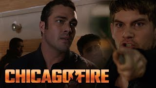 Blood Thirsty Stranger | Chicago Fire