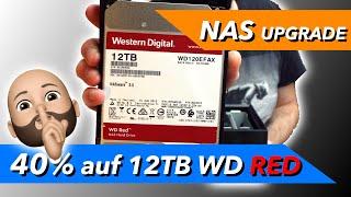 NAS Festplatten 40% billiger - MY BOOK DUO 24TB Western Digital RED