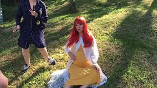 Беременная Светлана Тарабарова в фотосессии Viva!