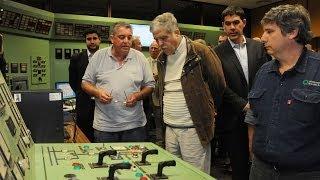 preview picture of video '30 de ABR. Julio De Vido inauguró obras energéticas y de infraestructura en Santa Fe.'