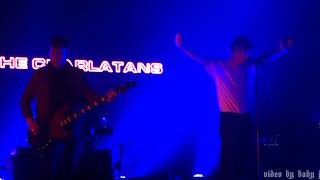 The Charlatans-TALKING IN TONES-Live @ O2 Apollo, Manchester, England, UK, December 2, 2017