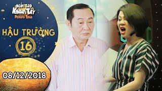 Ngôi sao khoai tây | hậu trường 16: Tiết lộ sự thật sau màn đấu karaoke cực sung nhạc Sơn Tùng MTP