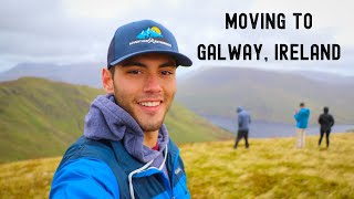 Moving To Galway, Ireland