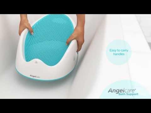 Angel Care горка для купания, цвет голубой