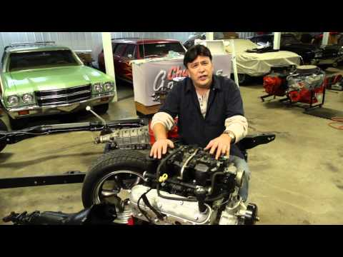 LS Engine Swap On A Budget - Part 1 - Chassis Intro, Oil Pan & Engine Mounts