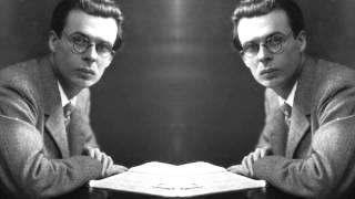 Aldous Huxley - The Ultimate Revolution (Berkeley Speech 1962)