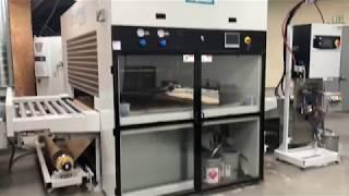 Venjakob Automated Spray Machine System - Hyrum