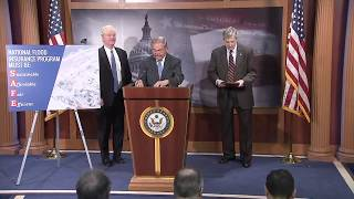 Menendez Leads Bipartisan Flood Insurance Reform Bill to Fix Problems Exposed by Sandy