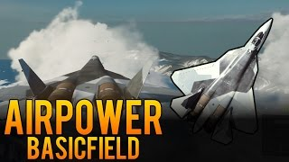 Basicfield - Airpower - Guide to Aircraft - Battlefield 4 (BF4)