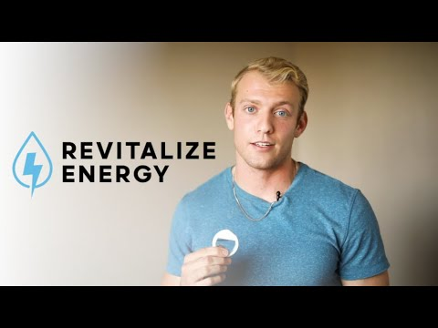 Revitalize Energizing Eye Drops. Energy On Contact-GadgetAny