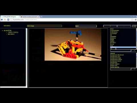 Video of JSON.html HTML Editor