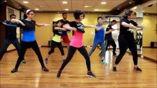 Zumba® Choreography by Vijaya Dibby Dibby Sound by DJ Fresh Vs. Jay Fay Ft. Ms Dynamite