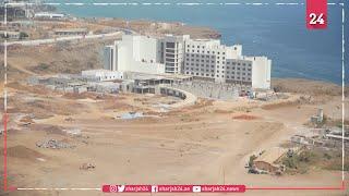 دكار تحارب عمليات بناء العقارات على ساحلها
