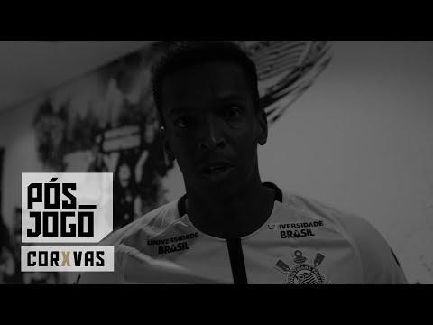 Romero, Fagner e Jô comentam a vitória do Corinthians