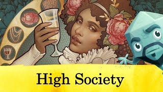 High Society Review - with Zee Garcia