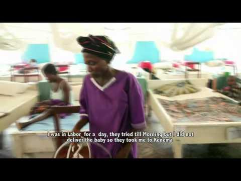 Miss Sierra Leone's Campaign to End Fistula in Sierra Leone