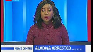 Makadara MP George Aladwa arrested