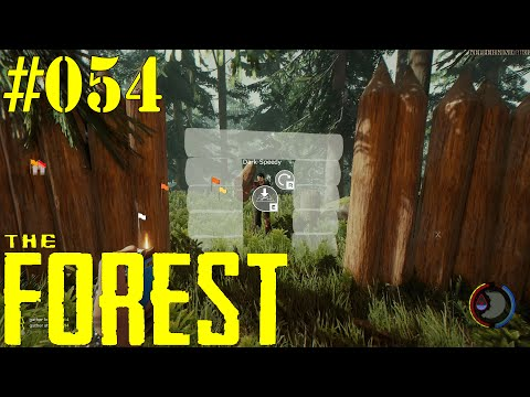 THE FOREST [HD|60FPS] #054 - LPT - The Watchmen ★ Let's Play Together The Forest