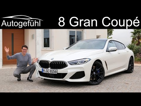 External Review Video 2WgY2pC-bxc for BMW 8 Series Coupe (G15)