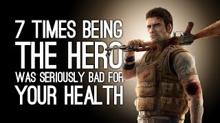7 Times Being the Hero Was Seriously Bad for Your Health