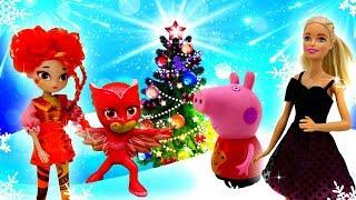 Мультики про Новый год: Барби, Пеппа, Сказочный патруль и другие!