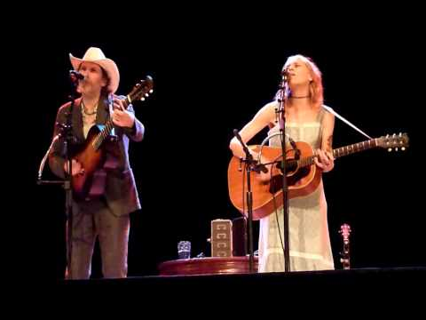 The Way It Goes - Gillian Welch and Dave Rawlings - Enmore Theatre, Sydney 8-2-2016