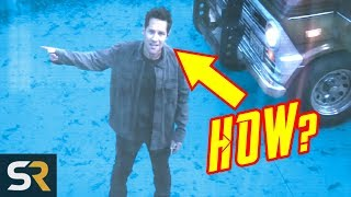 Avengers: Endgame Theory - How Did Scott Lang Make It Out Of The Quantum Realm?