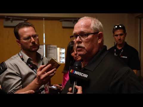 NASCAR's Wayne Auton explains why No. 20 Xfinity car was disqualified