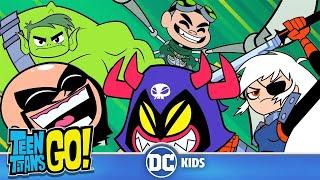 Teen Titans Go!   The Best Villains   DC Kids
