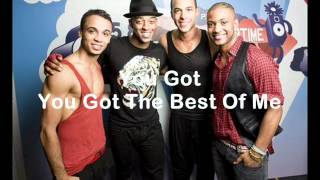 JLS- You got my love lyrics