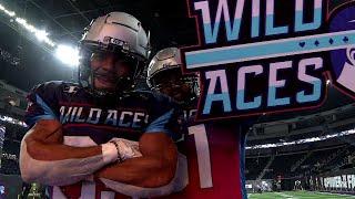 Wild Aces vs. Glacier Boyz | Fan Controlled Football Week 1 Game Highlights