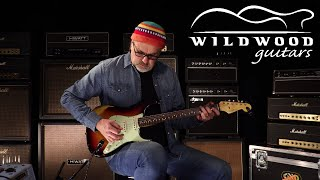 Fender Custom Shop Wildwood 10 1961 Stratocaster  •  SN: R103492