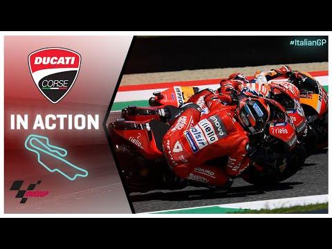 Ducati in action: Gran Premio d'Italia Oakley