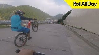 Лето, мы будем скучать - поездка на Чемпионат России по BMX