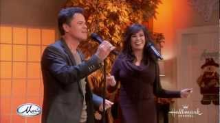 Donny & Marie Osmond Beautiful life