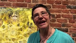 Tremain Smith at the Old City Jewish Arts Center