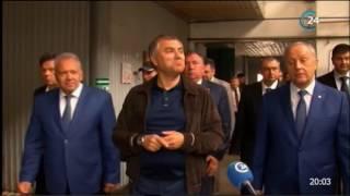 Вячеслав Володин обсудил с сотрудниками СГЭТ проблемы транспортной системы города