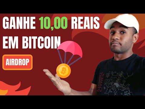 Ganhe R$10,00 em Bitcoin AGORA na sua Carteira | Airdrop BitcoinToYou | Criptomoedas Grátis