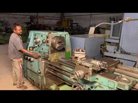 Sculfort Heavy-Duty Lathe Machine