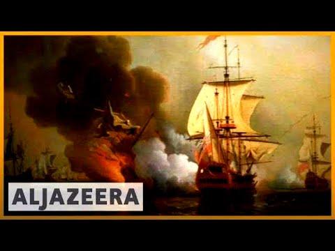 🇨🇴 Colombia blocks treasure hunters from 'holy grail of shipwrecks'   Al Jazeera English
